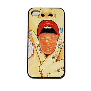 Чехол iphone 4 тихомиров девушка